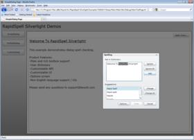 Keyoti launches RapidSpell Silverlight