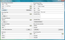 Kellerman .NET Encryption Library released