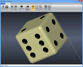 WebGL-Publisher released
