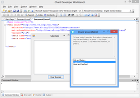 Chant VoiceXMLKit released