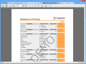 DevExpress Report Server released