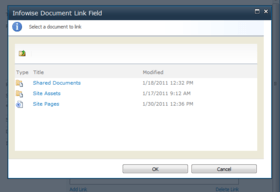 Document Link Field 1.4.4 launched