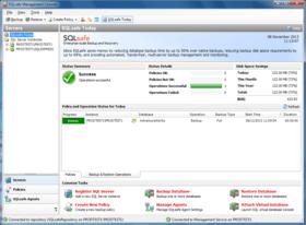 SQL Safe Backup released