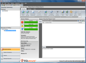 SQL Secure released