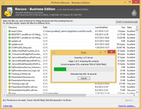 Recuva Business Edition released