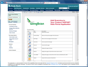 Atalasoft WingScan released