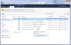 HarePoint Short URL for SharePoint released