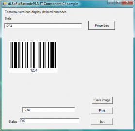 dBarcode.NET Standard 광고