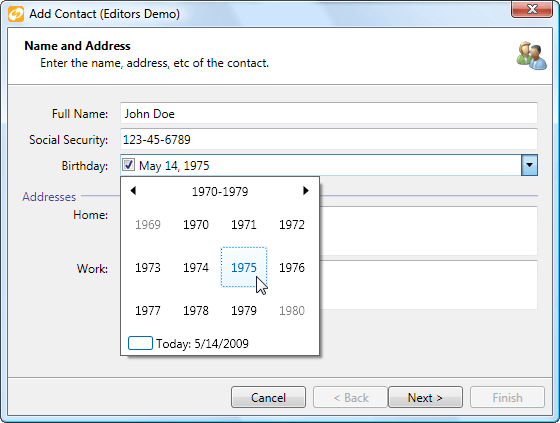 About Actipro Editors for WPF: Advanced data entry components for WPF applications.