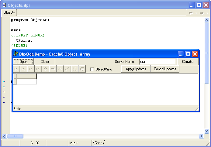 About dbExpress Driver for Oracle: Provide fast, high performance access to Oracle database servers.
