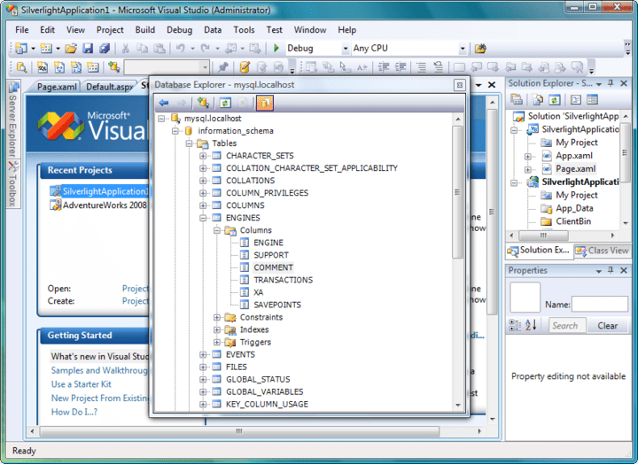 About dbForge Fusion for MySQL: Simplify MySQL database development, maintenance, and administration.