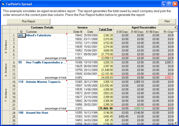 About Spread COM: Add advanced spreadsheet functionality to your applications.