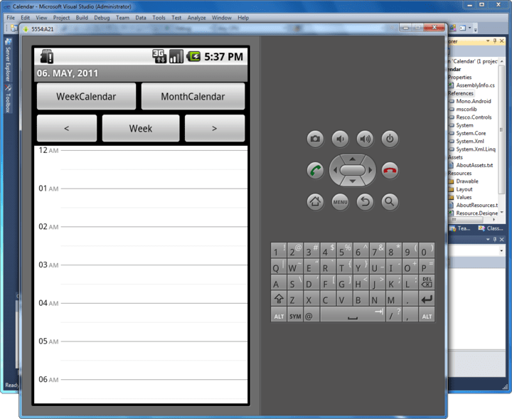About Resco MobileForms Toolkit Android Edition: Smart development for mobile devices with controls for Android.