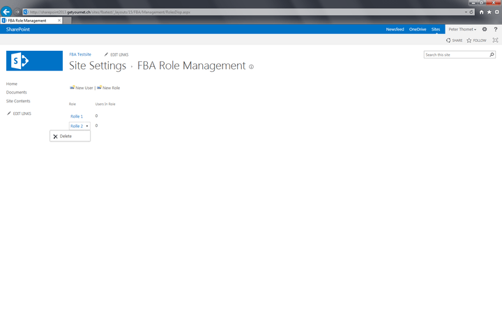 <strong>FBA Role Management</strong><br /><br />