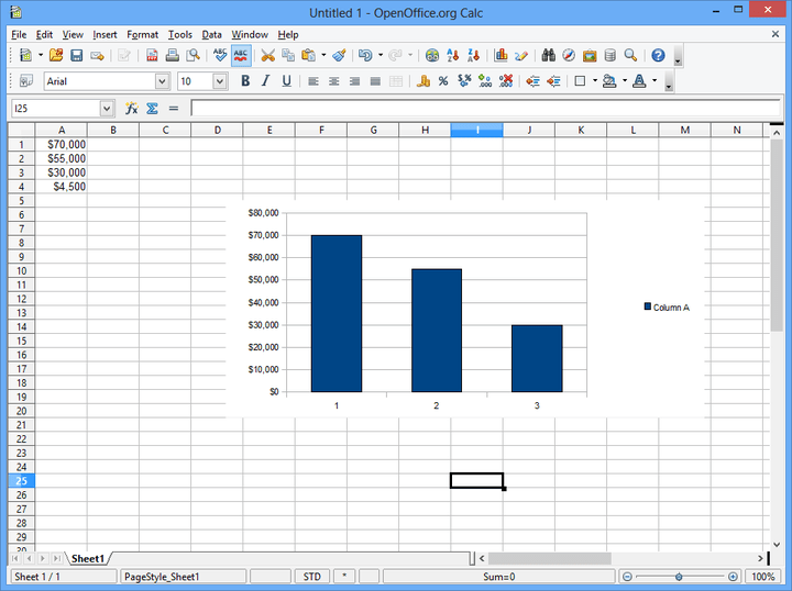 <strong>Charts</strong>: You can use Aspose.Cells to create charts and graphs within your spreadsheets.<br /><br />