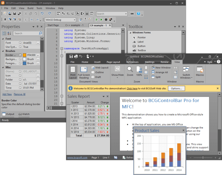 <strong>Office 2016-style UI Dark Gray Theme</strong><br /><br />
