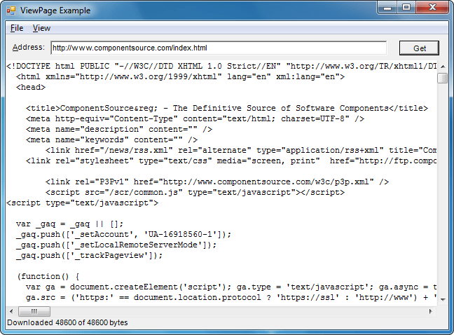 <strong>HTTP</strong>: Hypertext Transfer Protocol Library C++ Wrapper. An object of a class derived from the Hypertext Transfer Protocol library C++ wrapper can be used to download documents, images, audio samples and other resources from a web server, as well as post data to the server for processing. An object of this class corresponds to a HTTP client/server session.<br /><br />