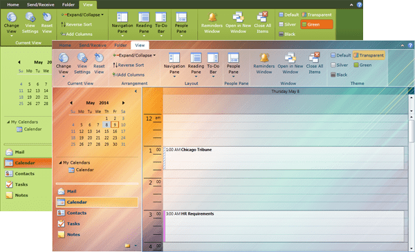 <strong>Themes for WPF</strong>: Theme your entire application, even the standard controls, with Themes for WPF. <br /><br />