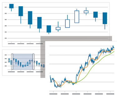 <strong>FinancialChart</strong>: Instantly create stunning, advanced stock trending visualizations with the powerful FinancialChart for Wijmo. <br /><br />