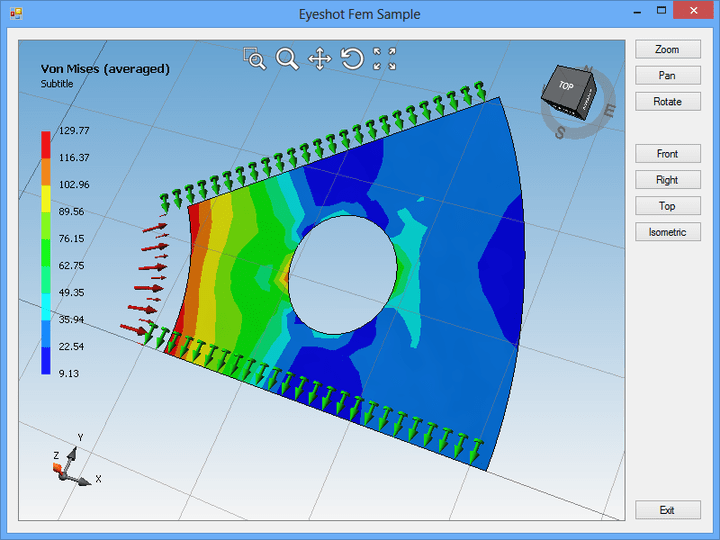 <strong>2D Finite Element Analysis</strong><br /><br />