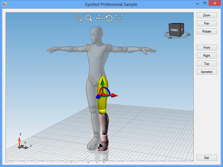 <strong>Object manipulator in action</strong><br /><br />