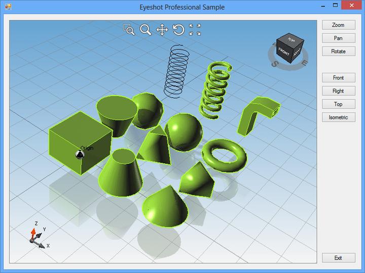 3D Primitives