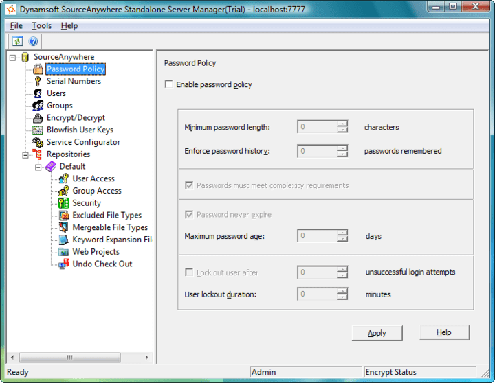 <strong>Painless data migration from Visual SourceSafe/VSS </strong>: A SourceAnywhere Standalone VSS import tool is provided to migrate data from VSS easily.<br /><br />