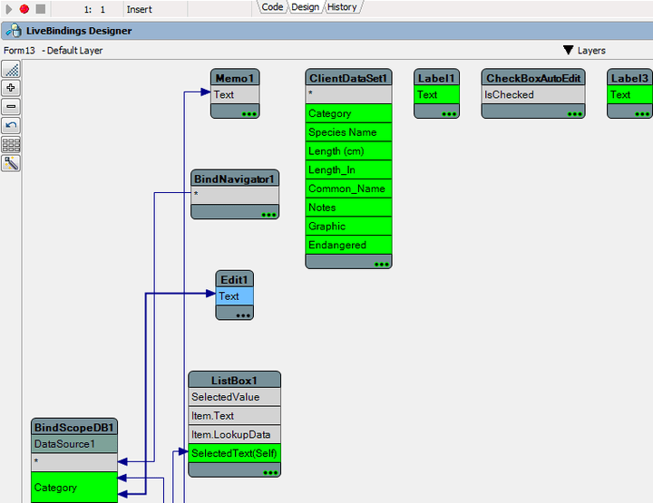 <strong>Screenshot of RAD Studio XE7 Architect</strong><br /><br />