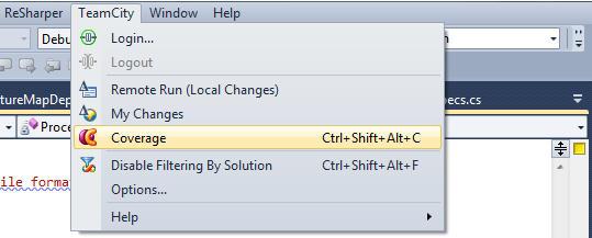 TeamCity Plug-in to Visual Studio