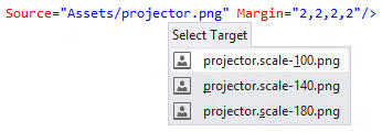 <strong>WinRT-aware Code Navigation</strong>: Contextual navigation lets you quickly move around your solution. This mechanism is acutely aware of WinRT-specific structures such as variant resource naming conventions.<br /><br />