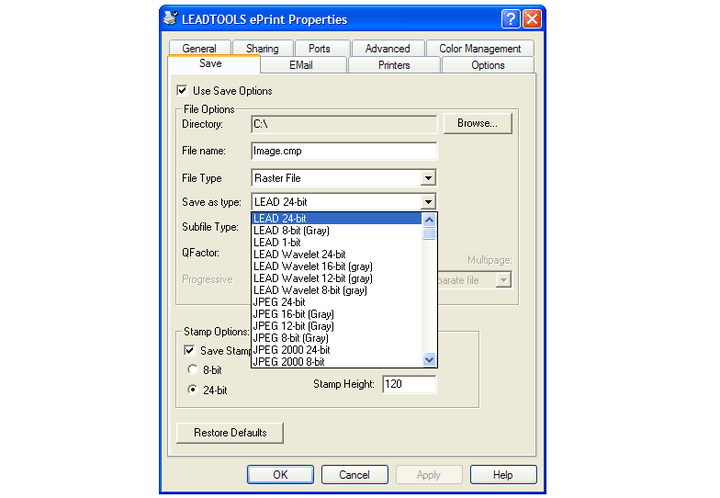 <strong>Print-to-file</strong>: A method of saving any printable file in 140+ image formats.<br /><br />