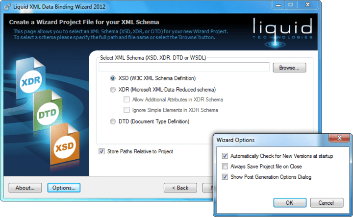 <strong>Screenshot of Liquid XML Studio Starter Edition - Concurrent Licenses</strong><br /><br />