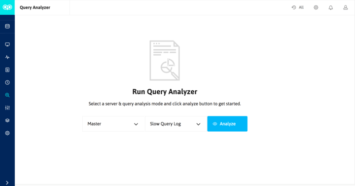 <strong>Query Analyzer.</strong><br /><br />